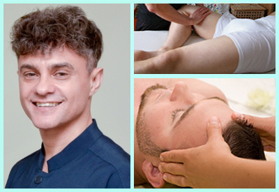 Daniel Bester Shiatsu & Indian head massage